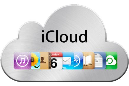 How to access my stored data on icloud