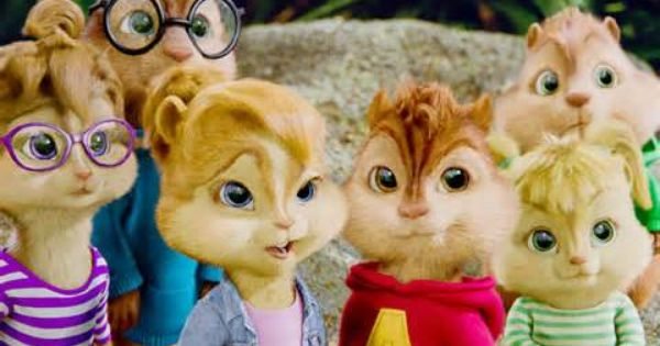 Alvin And The Chipmunks The Chipettes Alvin The Chipmunks