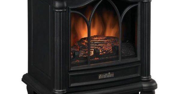 Duraflame 18 Quot Stove Heater Energy Efficient Vent Free
