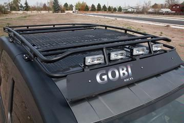 Gobi Honda Element Roof Rack Honda Element Honda Element Camper Honda Element Camping