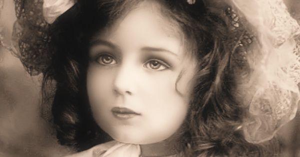 Sepia vintage photo ni os im genes y composiciones para - Composiciones de fotos ...
