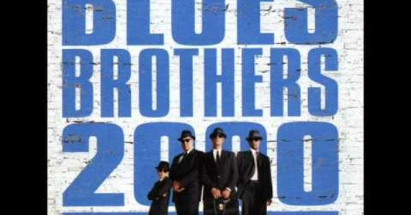 Eddie Floyd Wilson Pickett Johnny Lang 634 5789 Blues Brothers 2000 Soundtrack Blues Brothers 2000 Blues Brothers John The Revelator