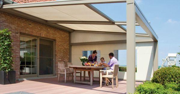 P rgolas para jardines y terrazas para disfrutar todo el for Viviendas para terrazas