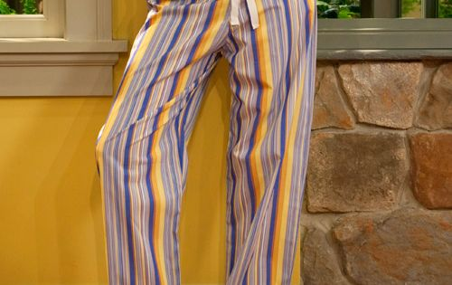 Drawstring Pants Pattern - Martha Stewart Sewing Projects