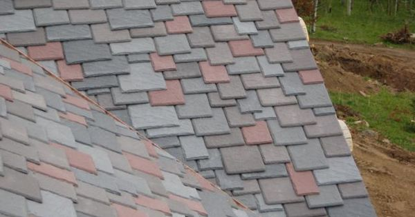 Asphalt shingles vs polymer roof tiles what 39 s the for Polymer roofing shingles