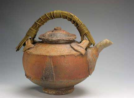 Clay art gallery presents pottery by tony clennell for Creative pottery painting ideas