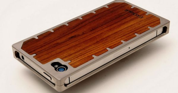 EXOvault | Handmade Metal iPhone Cases | High End Luxury iPhone 4S