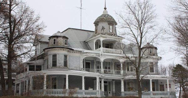 Shiloh House Benton Harbor Michigan Was Built In The