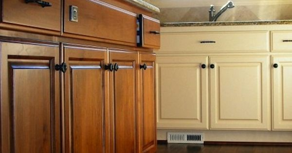 How to restore cabinets bob vila 39 s blogs stains bobs for Why are cabinets so expensive