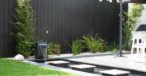 Am nagement d co jardin avec bambou fences gardens and for Decoration jardin bambou