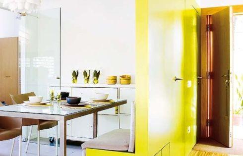 cr er une s paration dans une pi ce un benches and decoration. Black Bedroom Furniture Sets. Home Design Ideas