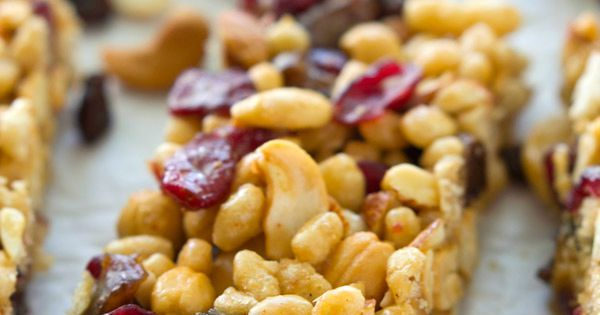 Nut bar fruit and bar on pinterest