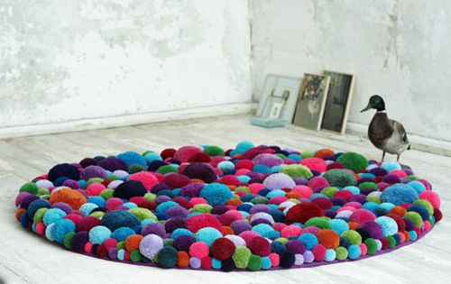 Home Design and Interior Design Gallery of Pom Poms Furniture Collection By