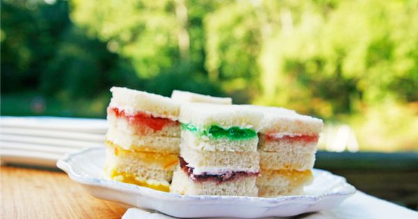 Sandwiches, Rainbows and Jelly on Pinterest