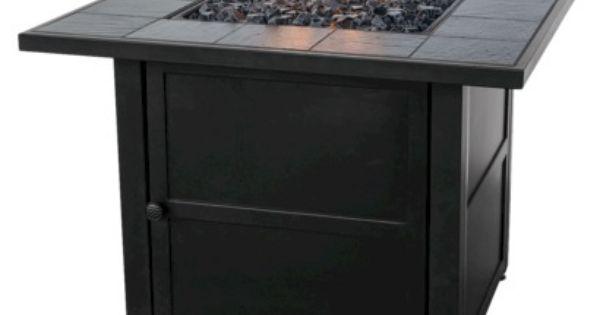 Uniflame Slate Tile Lp Gas Fire Pit 300 At Target