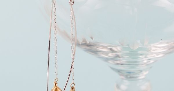 #ideas Bell Curve Earrings