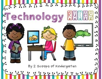 Technology Rules!(iPad, SMARTboard and Computer I can statements ...