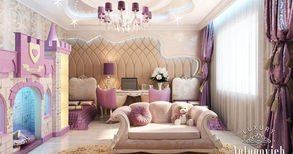 Luxury Antonovich Design 10 Girly Home Decor And Interior Themes Vintage Pinterest Girly