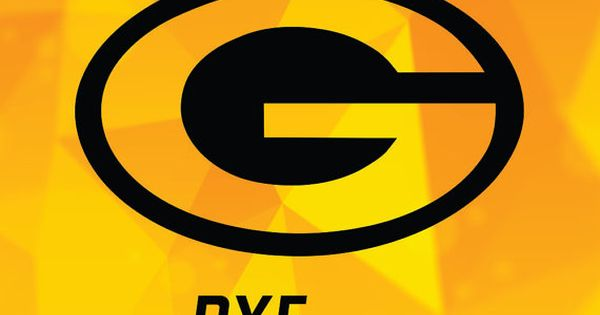 2 Green Bay Packers Logos In Dxf And Svg Files Instant By