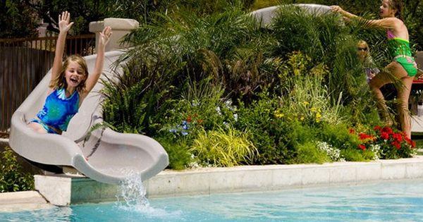 Swimming Pool Slide Ideas swimming pool designs with slides swimming pool slides amazing swimming pool best ideas Swimming Pool Slides Cheap Pool Slide Ideas Pinterest Pools Swimming And Swimming Pools