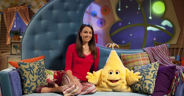 Our Teacher Asked What My Favorite Animal Was: The Goodnight Show On Sprout! My Bedtime Lifesaver