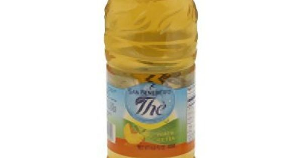 San Benedetto Iced Tea Peach Flavor 1 Bottle To View Further For This Item Visit The Image Link Iced Tea Bottle Herbal Drinks