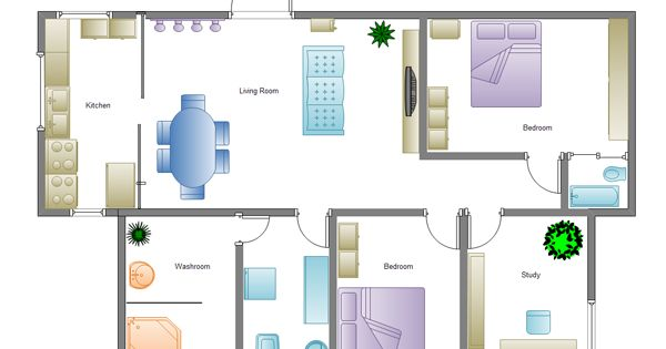 This Website Lets You Build Your Own Floor Plan And Add In