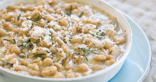 Zoe S Kitchen White Beans Vegetarian