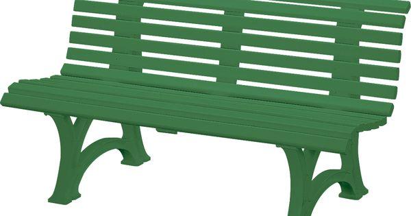 Gartenbank Grun Plastik Helgoland 150 Cm Gruen Neptun Gartenbank Bank Garten