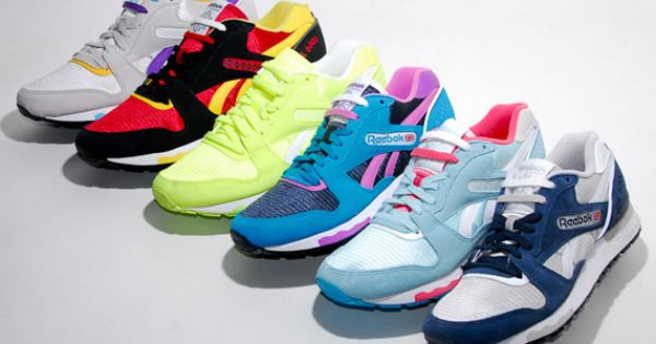 online store c325a 2c112 ... Reebok GL 6000 - June 2013 Colorways   Shoes, Sneakers, Trainers, ...