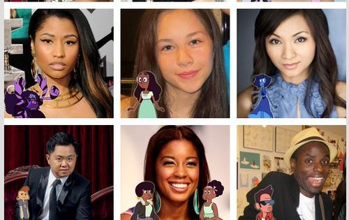 Voice actors of Steven Universe | steven universe | Pinterest