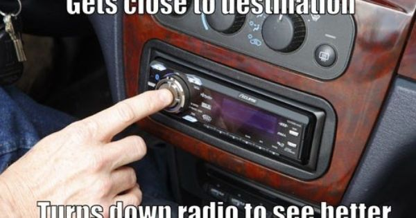 Driving Logic Funny Commercials Radio Turn Ons