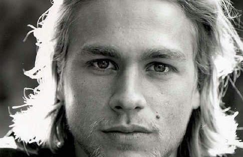 Charlie Hunnam this man is just so beautiful
