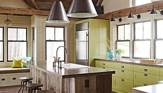 Find the Perfect Kitchen Color Scheme | Modern cabinets ...