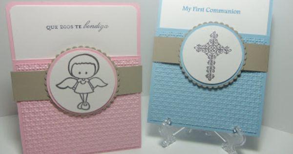 Invitaciones primera comunion ni o scrapbooking buscar - Invitaciones comunion busquets ...