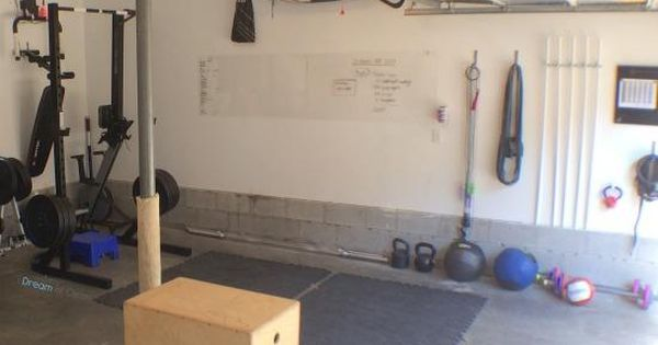 Clippingbook set up an at home gym crossfit