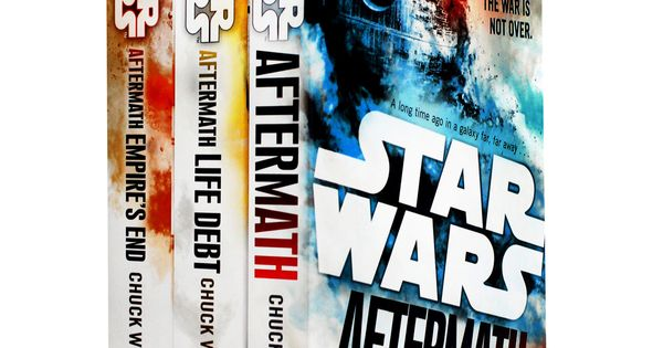 Star Wars Aftermath Trilogy 3 Book Collection In 2020 Science