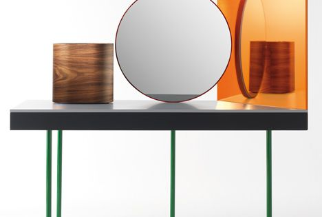 Chandlo by Doshi Levien for BD Barcelona Design