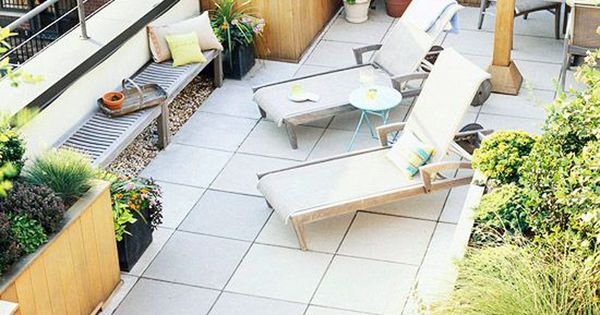 25 Inspiring Rooftop Terrace Design Ideas  옥상 정원