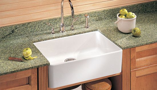 Kitchen Sinks Drop In Double Bowl