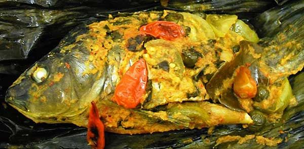Cara Membuat Pepes Ikan Mas Resepkoki Co Resep Ikan Mas Resep Ikan Resep