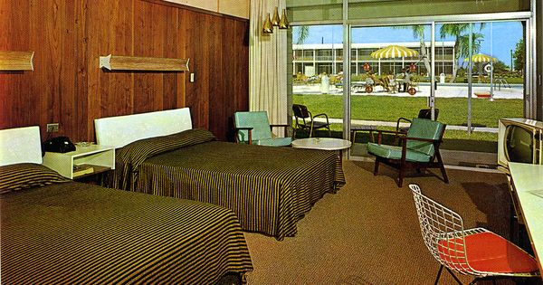 Howard Johnson 39 S Motor Lodge Tampa Fl Road Trip To The