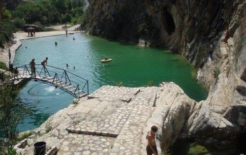 9 piscinas naturales en valencia que tienes que visitar for Piscinas naturales y rios en madrid