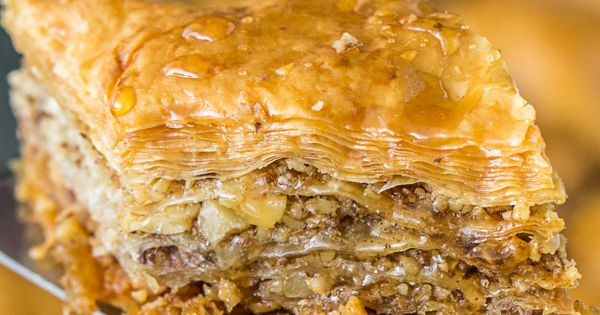 Baklava recipe, Step by step and Recipe on Pinterest