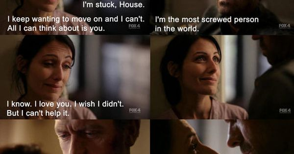 house and cuddy relationship timeline