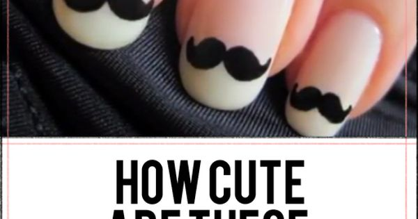Totally cute nails