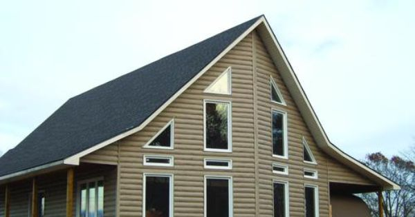 Adirondack Log Vinyl Siding At Menards Vinyl Log Siding Vinyl Siding Log Cabin Vinyl Siding