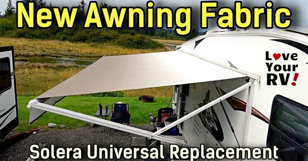 Pin By George On Trailer Wiring Diagram Rv Awning Fabric Fabric Installation Rv