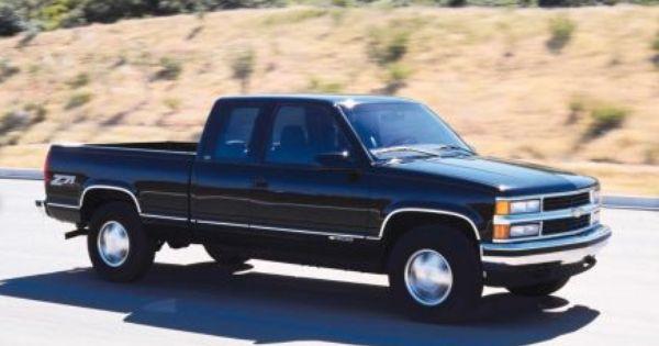 1999 Chevy Silverado Z71 Carros