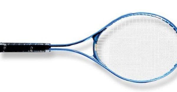Blue Aluminum Oversize 27 Inch Wide Body Tennis Racket With 4 375 Inch Grip Handle By Csi Cannon Sports 16 45 New Design Mid Si Tennis Grips Tennis Racket Tennis